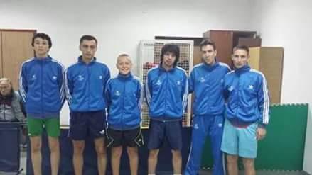 """Photo of Stonoteniseri """"Radničkog"""" ubedljivi protiv """"Feliksa"""" iz Zaječara"""