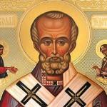 Данас је Свети Никола Чудотворац
