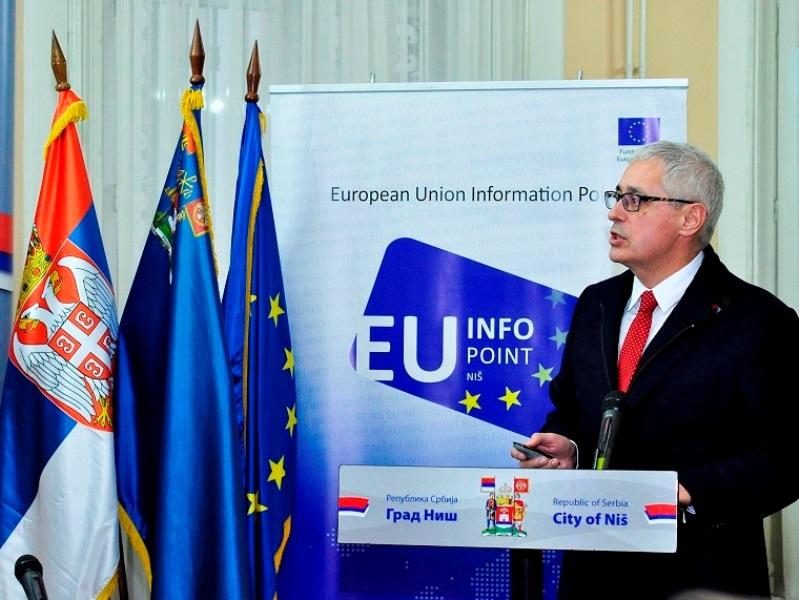Photo of Predstavljen izveštaj o napretku Srbije ka EU