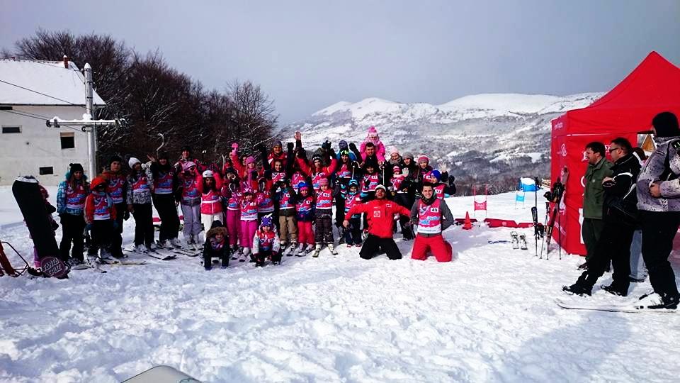 Photo of Svetski dan snega obeležen na Planinarskom domu