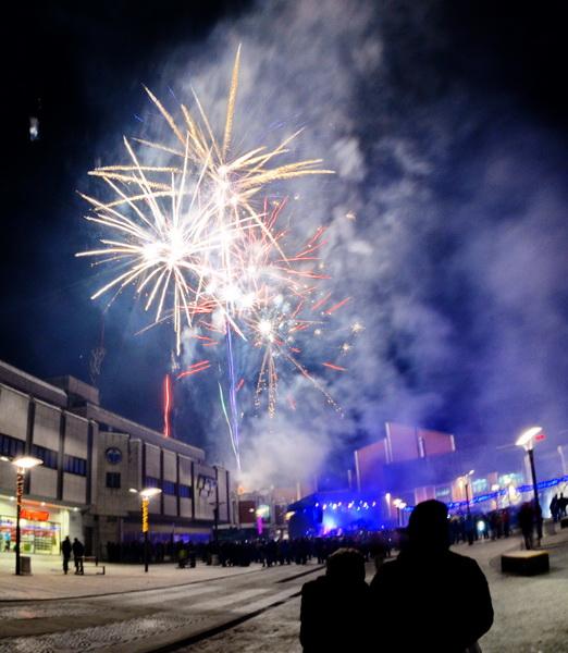 Photo of Riblja čorba i spektakularni vatromet na dočeku Nove godine
