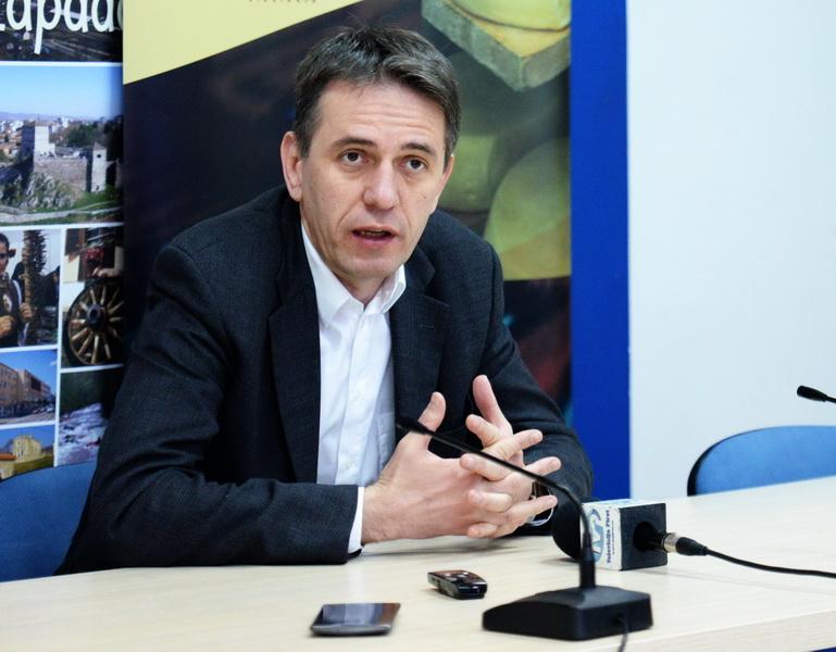 Photo of Radulović:Želimo da napravimo listu sa novim ljudima u Pirotu