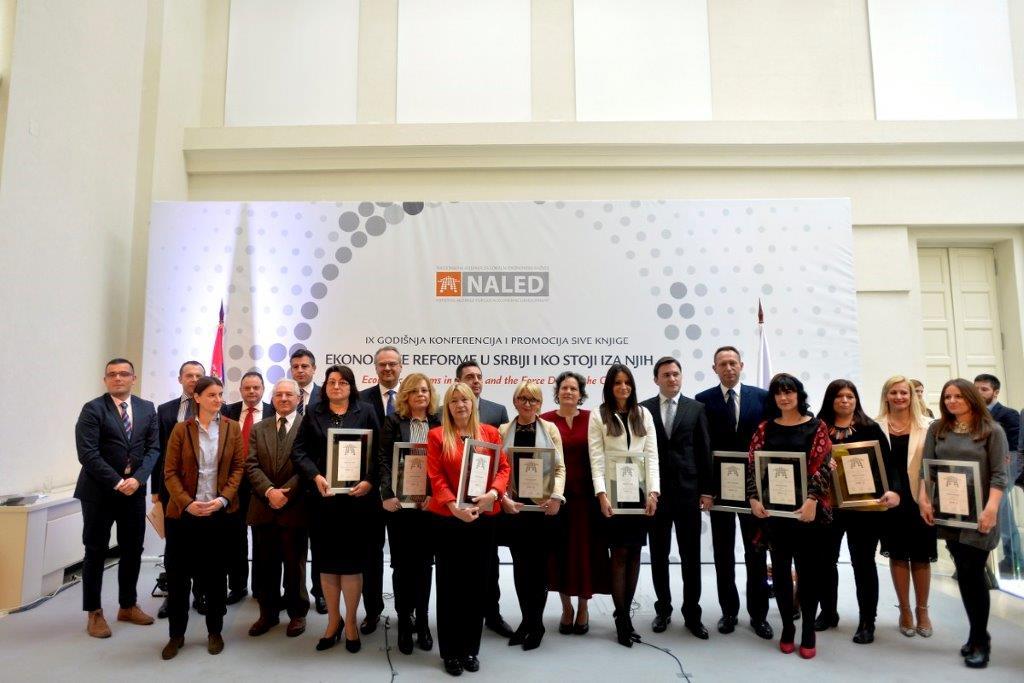 Photo of NALED: Ekonomske reforme u Srbiji – 2016. godina preduzetništva