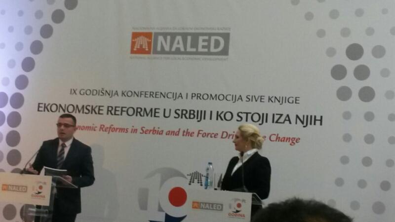 Photo of Dodeljena priznanja NALED-a zaslužnima za reforme