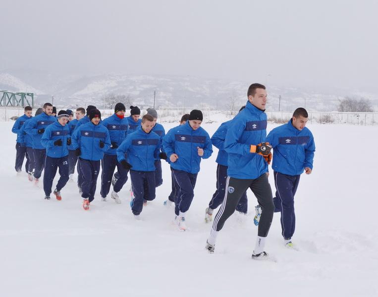 Photo of Radnički počeo sa pripremama