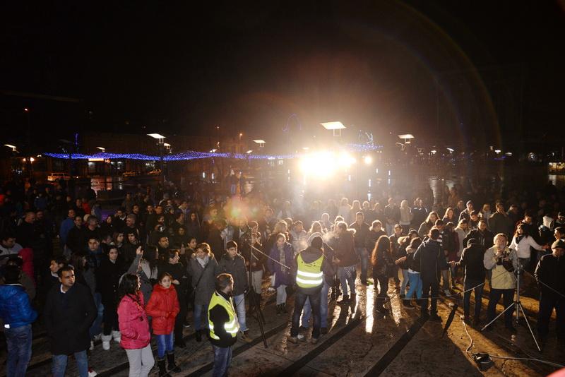 Photo of Rok grupa Galija u centru Pirota u novogodišnjoj noći?