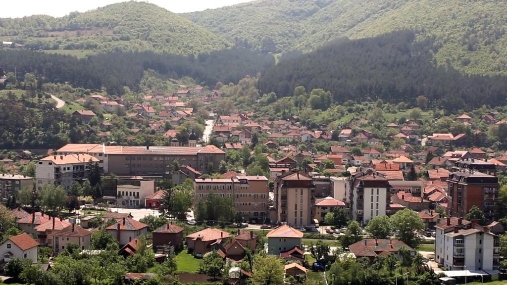 Dimitrovgrad (Caribrod) - panorama