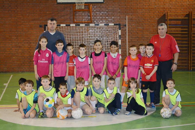 Photo of Uz Gimnazijalac uče tajne fudbala