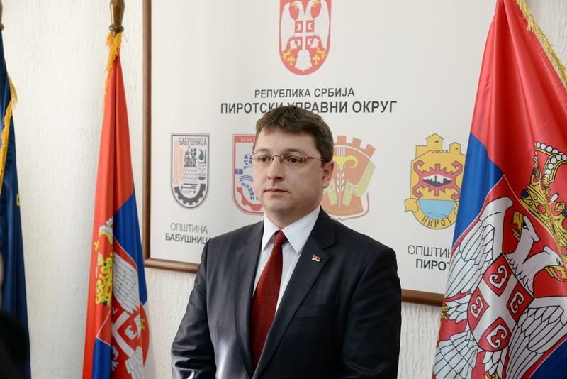 Photo of Načelnik Okruga podneo ostavku