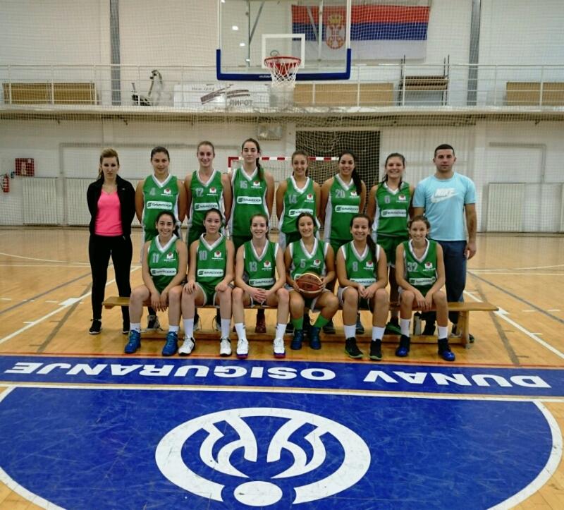 Photo of Košarkašice Gimnazijalca uspešne protiv Topličanina