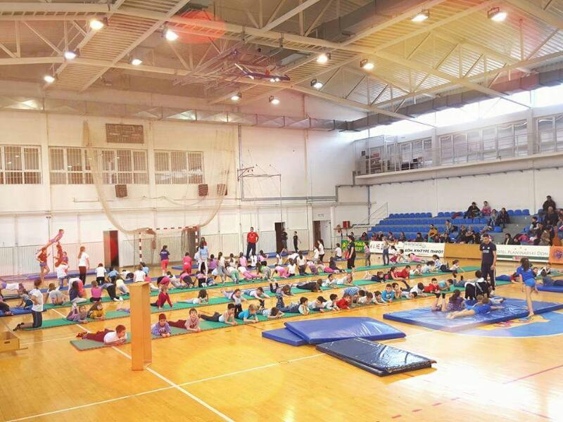 Photo of Stotinu mališana na školi gimnastike