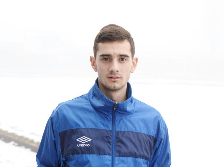 """Photo of Luka Simonović novi igrač FK """"Radnički"""""""