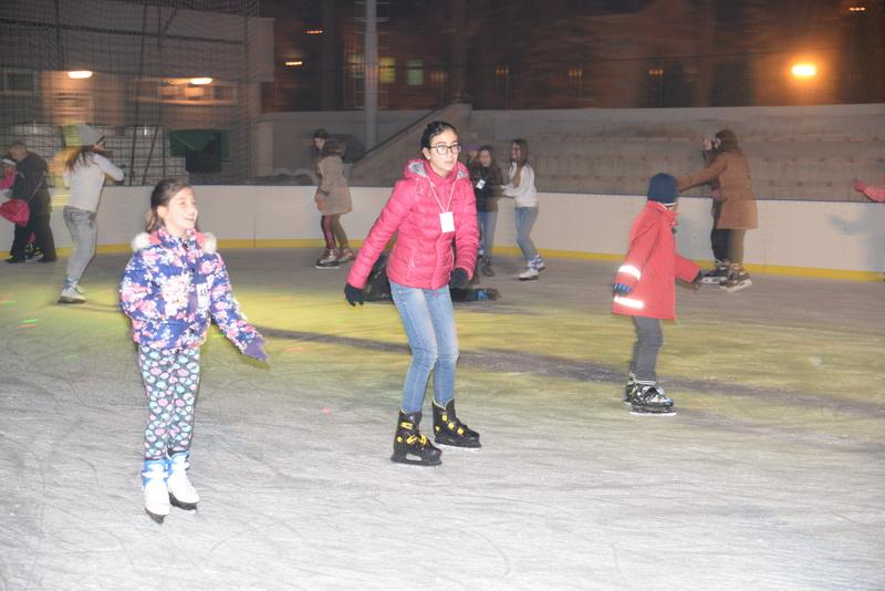 Photo of Gradsko klizalište spremno za Božićnu školu sporta