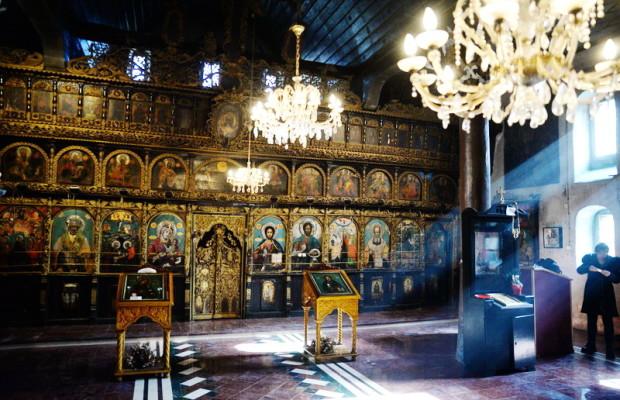 pazarska crkva ikonostas