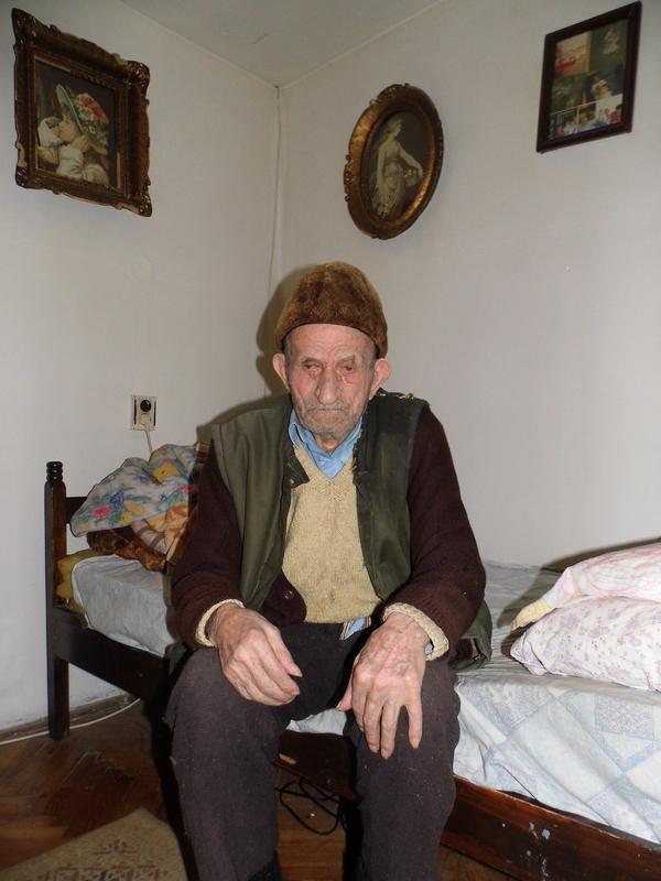 Photo of Vladimir Ristić, sa svojih 105 najstariji Piroćanac i jedan od najstarijih Srba