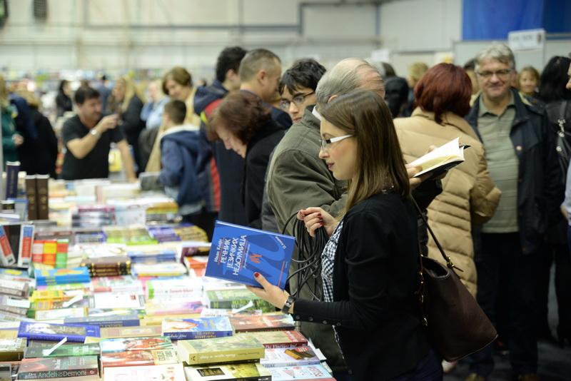 """Photo of Bogat program ovogodišnjeg Salona knjige grafike, dolazi i Kompanija """"Novosti"""", """"Mladinska knjiga""""…."""