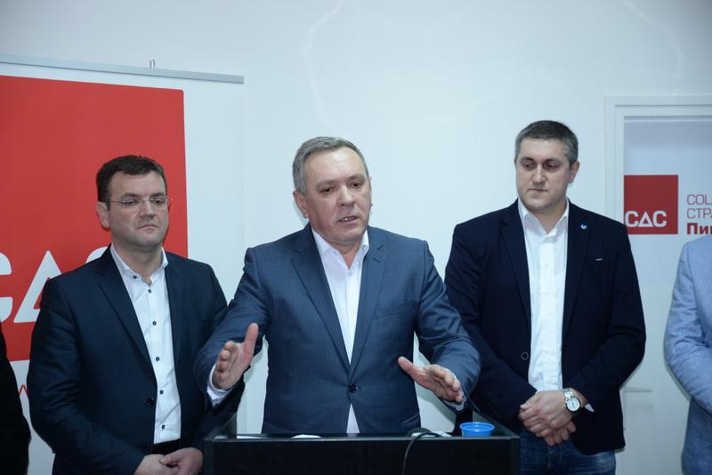 Photo of SDS očekuje odlične izborne rezultate u Pirotu