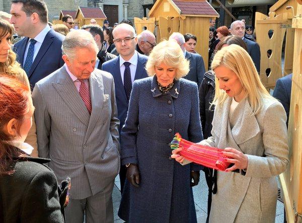 Photo of Princ Čarls:Ćilimarke – čuvari kulturnog nasleđa Srbije