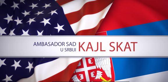 Photo of Ambasador SAD-a zahvalio se Vasiću i najavio posetu Pirotu