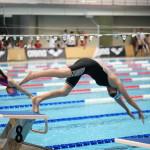 Plivački klub Crvena Zvezda na pripremama u Zatvorenom bazenu u Pirotu