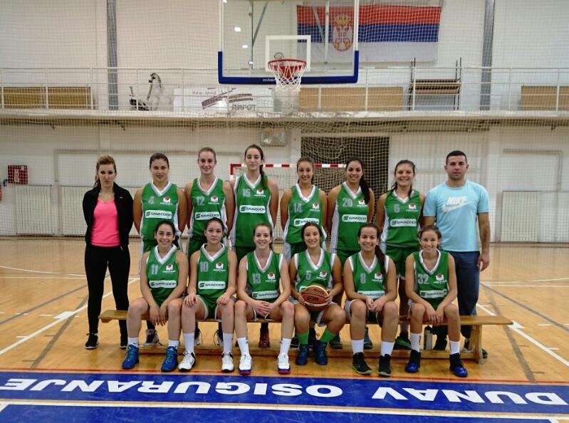 Photo of Juniorke Gimnazijalca među osam najboljih u Srbiji