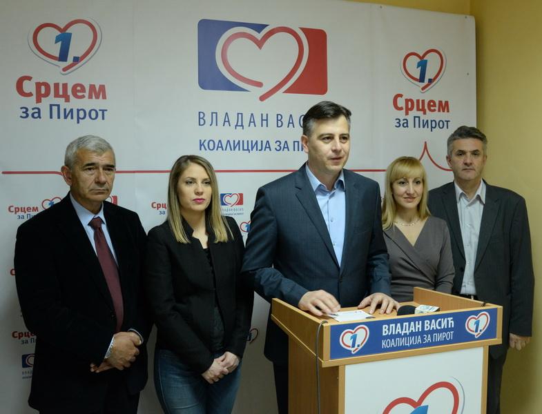 Photo of Vasić: Bolje ćemo sarađivati sa Vladom Srbije od lokalnog SNS-a