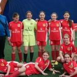 Pirotske fudbalerke druge na turniru u Kruševcu