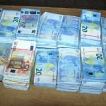 Zaplenjeno 150.000 evra na Gradini