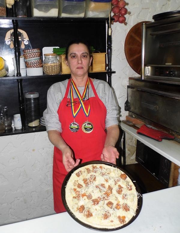 Photo of Sonja najbolji pica majstor u Evropi!