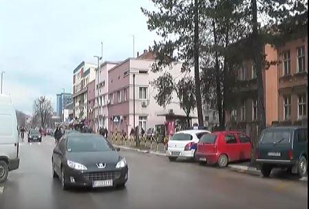 Photo of Uređuju se trotoari u ulici Srpskih vladara