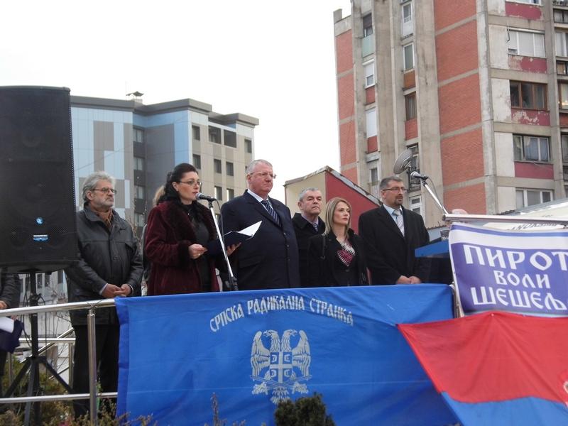Photo of Šešelj:Unija traži robove!