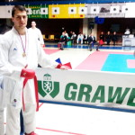 Uroš Mijalković-seniorski prvak države u karateu
