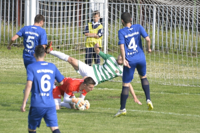Photo of Radan Lebane:Radnički Pirot-0:0(kraj)