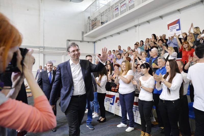 Photo of U Pirotu po preliminarnim rezultatima izlaznost 54.82 posto, za Vučića glasalo 65.23 posto