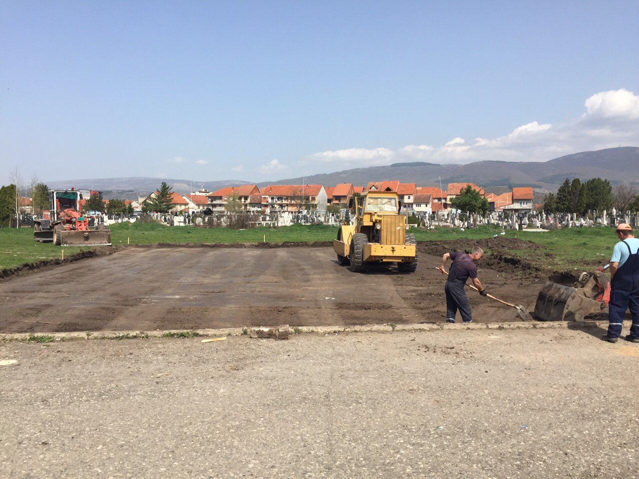 Photo of Ekipe Direkcije za vikend angažovane na više gradilišta