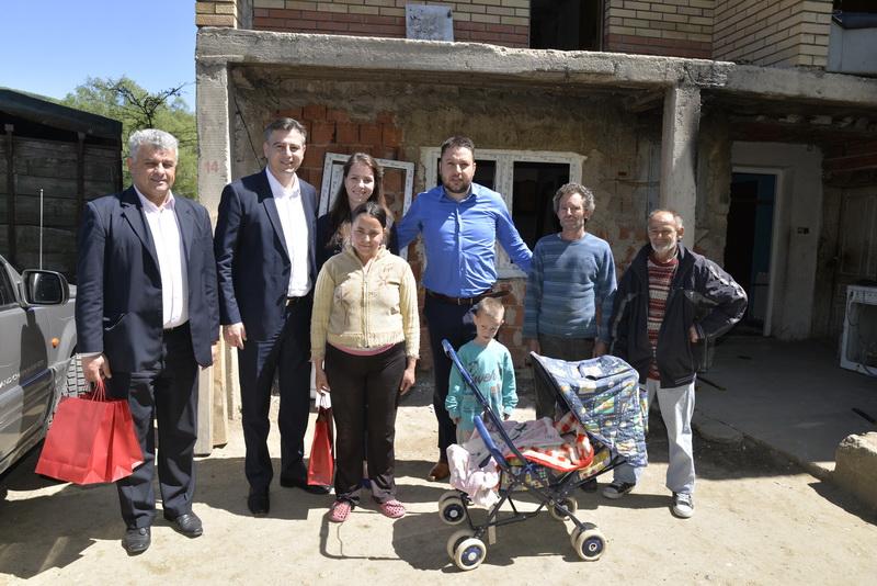 Photo of Pomoć ugroženoj pirotskoj porodici