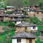 Asfalt do Kamenog sela