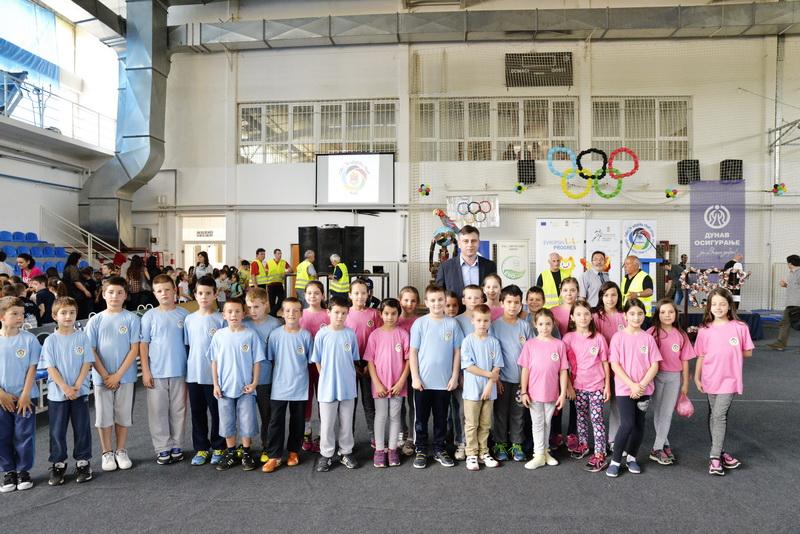 gradonačelnik Vasić sa pirotskim malim olimpijcima