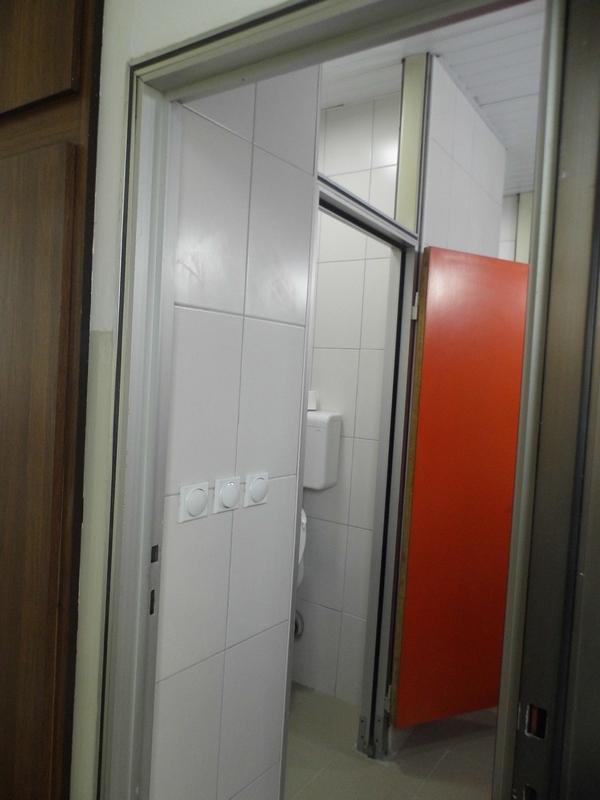 novi toaleti i kupatila u bolnici