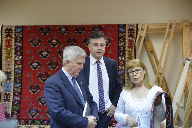 Photo of Ambasador SAD-a Kajl Skat:Dovešćemo američke investitore u Pirot