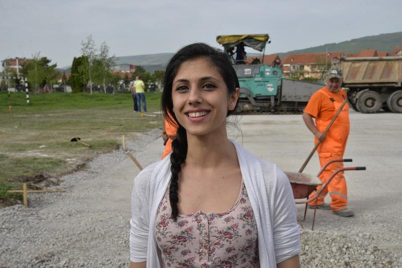 Photo of Silvija Nešić:Igralište i sport odvraćaju mlade Rome od poroka