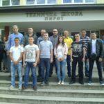 Tehnička škola prva ekipno u republici