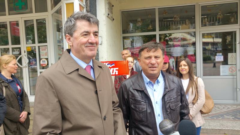 Photo of Obradović: Naša lista ima rezultate iza sebe