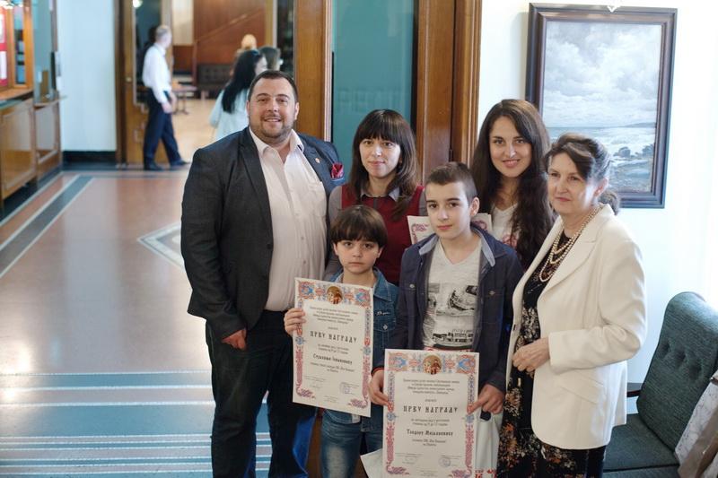 """Photo of Veliki uspeh učenika OŠ """"Vuk Karadžić"""" u Pirotu iz verske nastave"""