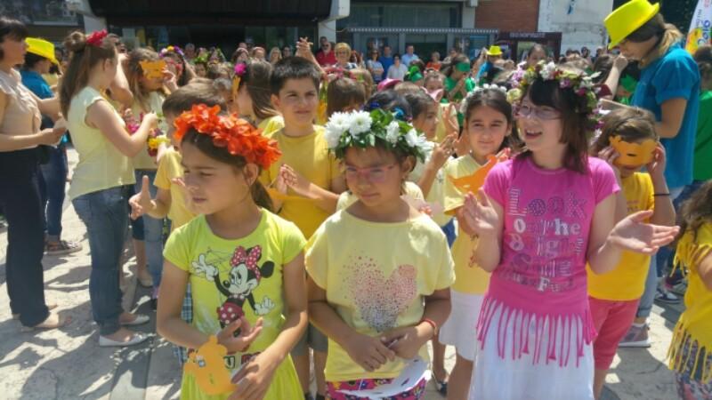 Olimpijski karneval prošao kroz Pirot