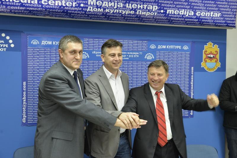 Photo of Potpisan koalicioni sporazum KZP-SPS-SDS