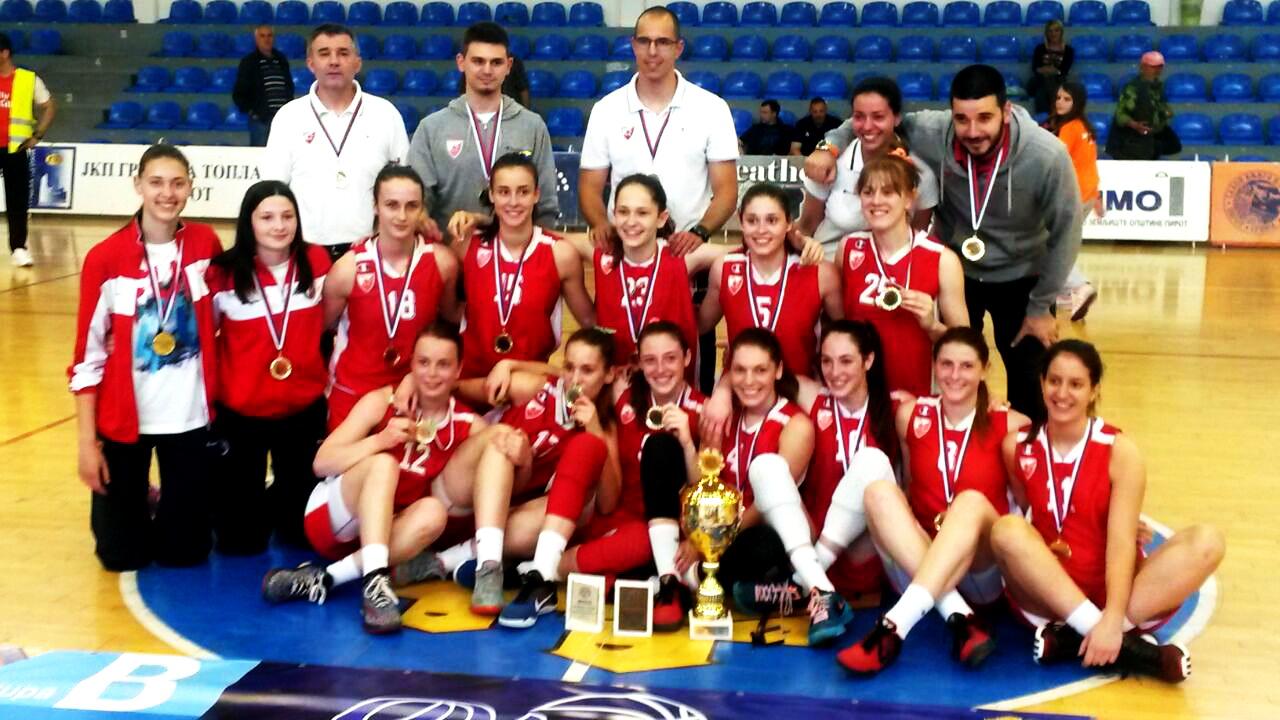 Photo of Crvena Zvezda prvak države na turniru u Pirotu