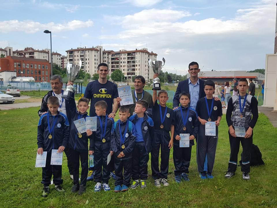 Photo of Pirotski gimnastičari uspešni na Školskoj olimpijadi u Vranju