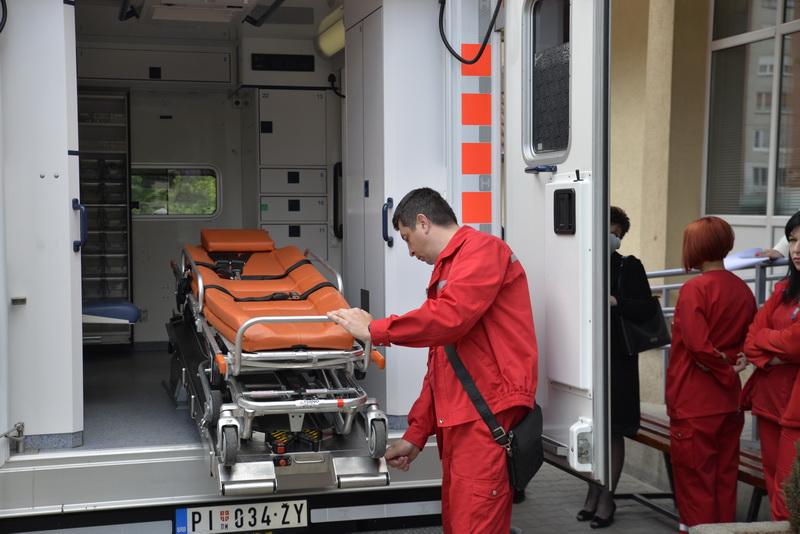 Photo of Smanjen pritisak na Službu hitne pomoći