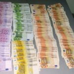 Zaplenjeno 300.000 evra